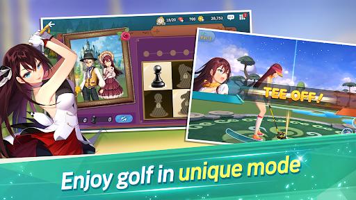 Birdie Crush: Fantasy Golf 2.0.11 screenshots 4