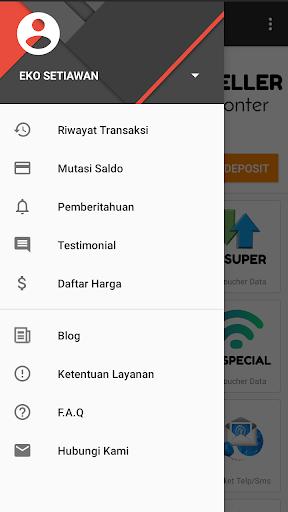 Paket Data++ Native App for Reseller 19.12.24 Screenshots 2