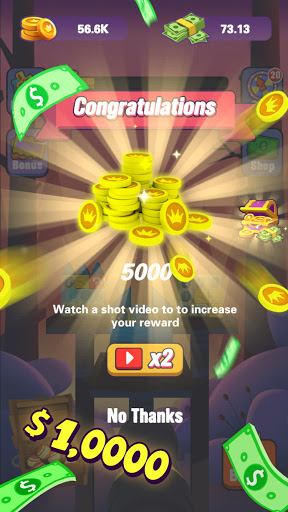 Knock Balls Mania - Win Big Rewards apkpoly screenshots 4