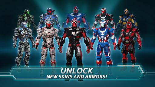 Iron Avenger - Infinite Warfare RPG  screenshots 2