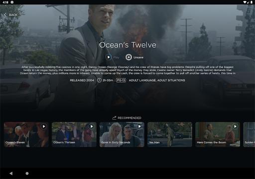 Philo: Live and On-Demand TV screenshots 14