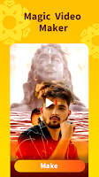 screenshot of Noizz - video editor, video maker photos with song