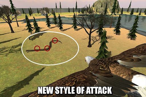 Furious Eagle Family Simulator apkpoly screenshots 5