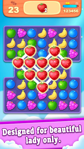 Fruit Link - Line Blast 423 screenshots 1