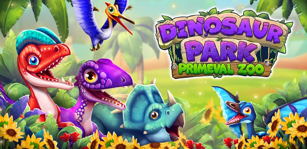 Dinosaur Park – Primeval Zoo  poster 0