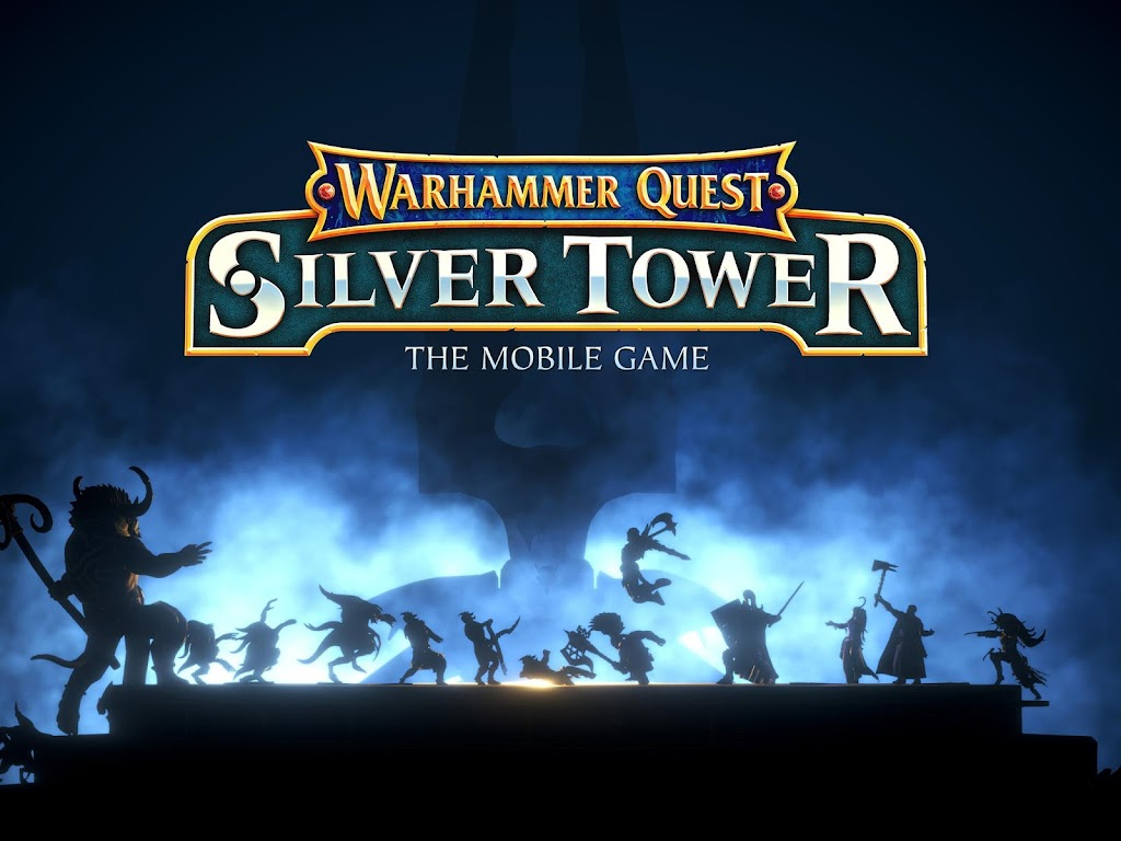 Warhammer Quest: Silver Tower -Turn Based Strategy poster 23