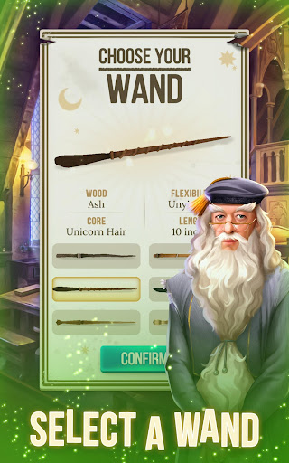 Harry Potter: Puzzles & Spells - Matching Games android2mod screenshots 5