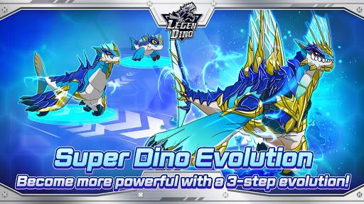 Legendino: Dinosaur Battle Varies with device screenshots 13