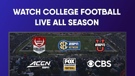 fuboTV: Watch Live Sports & TV screenshots 10
