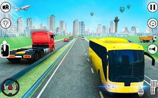 City Coach Free Bus Games Driving Simulator