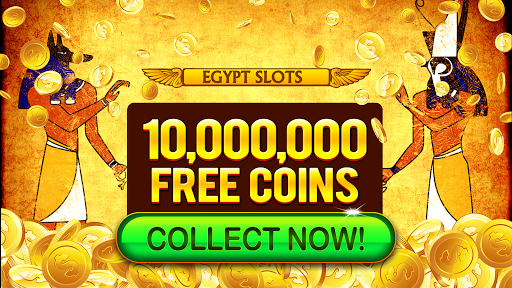 egypt slots - free vegas casino machines screenshot 1