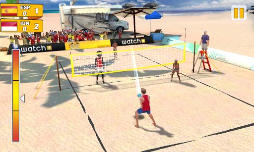 Beach Volleyball 3D  screenshots 2