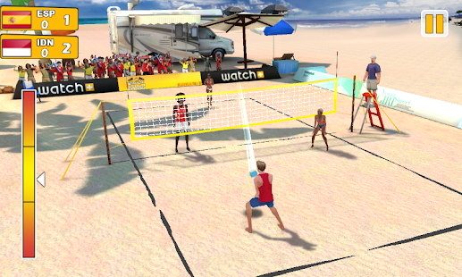 Voleibol de playa 3D Screenshot
