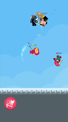 Supreme Fighters  screenshots 6