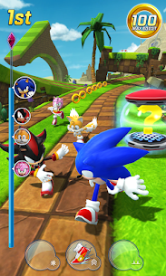 Sonic Forces: Speed Battle 2