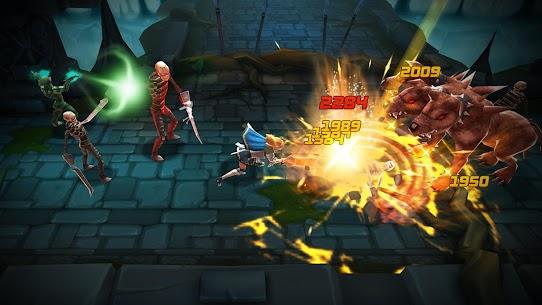 BLADE WARRIOR: 3D ACTION RPG Mod Apk 1.5.2 (Free Shopping) 3
