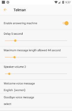 の自動応答機(音声)samsung j7 primeのおすすめ画像5