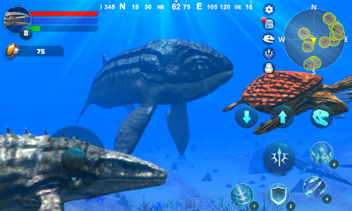 Mosasaurus Simulator screenshots 5