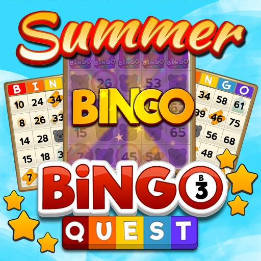 Bingo Quest - Summer Garden Adventure
