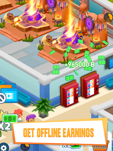 Idle Frenzied Hospital Tycoon  screenshots 18