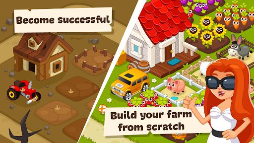 Game of Farmer: IDLE simulator. Farm games offline Apkfinish screenshots 2