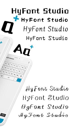 Fonts Pro - Emoji Keyboard Font 1.7.1.1 Screenshots 4