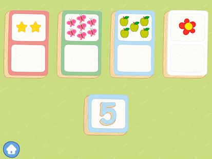 Educational Games. Baby Numbers