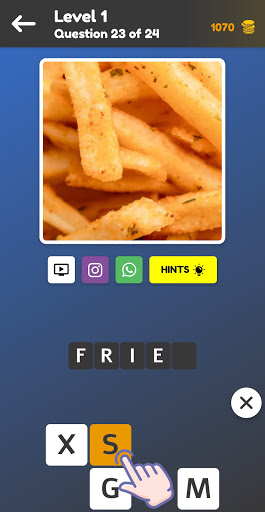 Zoom Quiz: Close Up Picture Game, Guess the Word 2.1.5 Screenshots 5