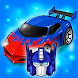 Merge Battle Car: Best Idle Clicker Tycoon game - Androidアプリ