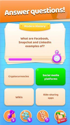 Trivia Mansion: Quiz & Design 1.0.6 Screenshots 18