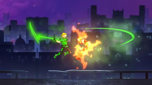 Supreme Dragon Warrior: Stickman Fighting 3D Apkfinish screenshots 8