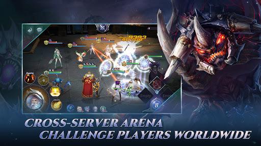 summoners glory: eternal fire screenshot 3