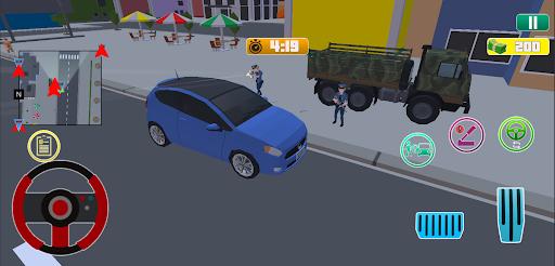 Grand City Theft War: Polygon Open World Crime 2.1.4 screenshots 13