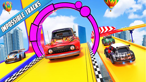 Car Stunts 3D Free- Impossible Ramp Car Stunt 2021 4.4 screenshots 4