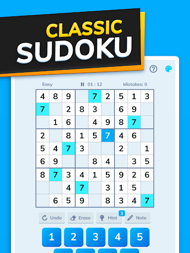 Bitcoin Sudoku - Get Real Free Bitcoin!  screenshots 8