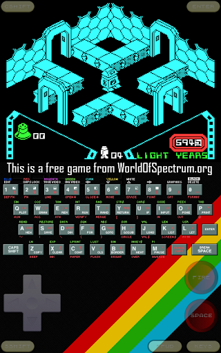 Speccy - Complete Sinclair ZX Spectrum Emulator 5.6 screenshots 4