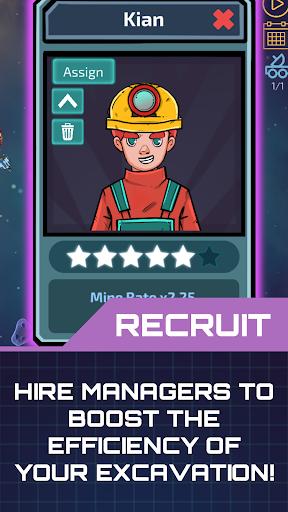 Idle Planet Miner  screenshots 5