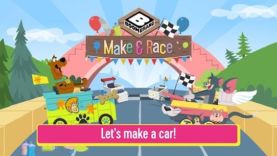 Boomerang Make and Race – Scooby-Doo Racing Game APK Download 1