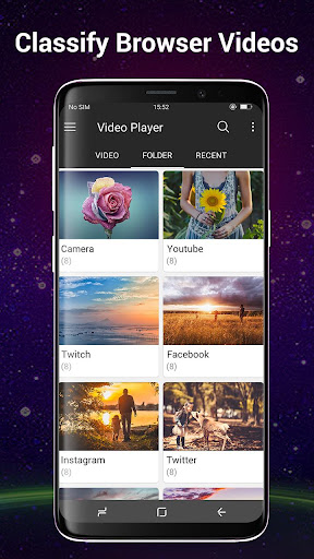 Video Player All Format for Android 1.7.2 Screenshots 5