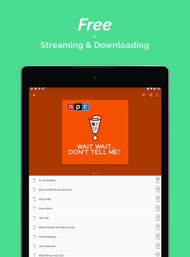 Podcast Player  Screenshots 10
