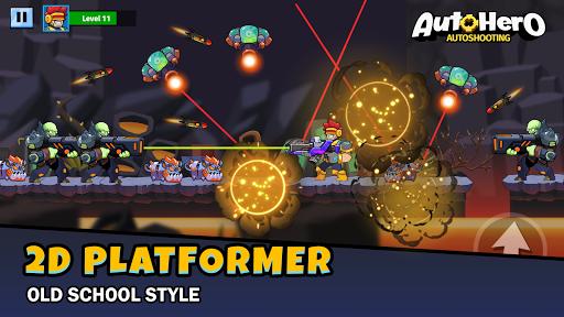 Auto Hero: Auto-fire platformer  screenshots 6