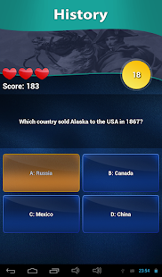 Quiz of Knowledge 2021 - Free game
