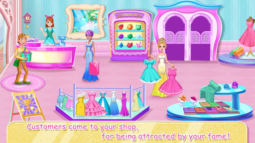 ud83dudc92ud83dudc8dWedding Dress Maker - Sweet Princess Shop apkpoly screenshots 5