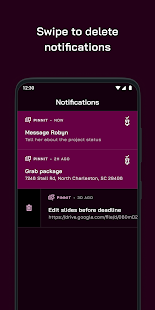 Pinnit - Create & pin notifications Screenshot