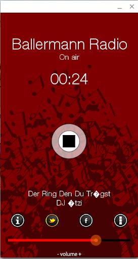 ballermann radio screenshot 2