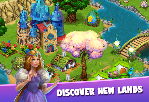 Fairy Kingdom: World of Magic and Farming 3.2.1 screenshots 2