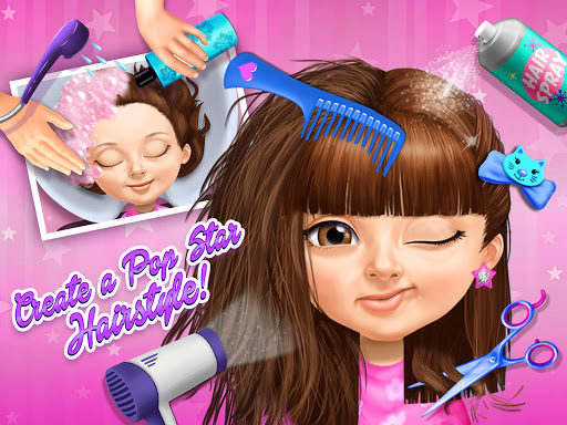 Sweet Baby Girl Pop Stars - Superstar Salon & Show 3.0.10004 screenshots 17