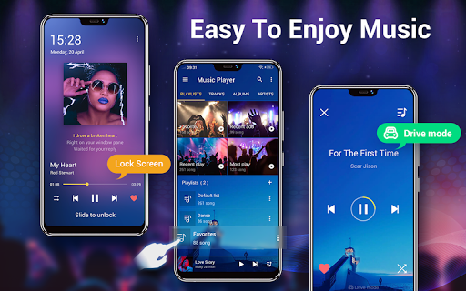 Music Player for Android screenshot 16