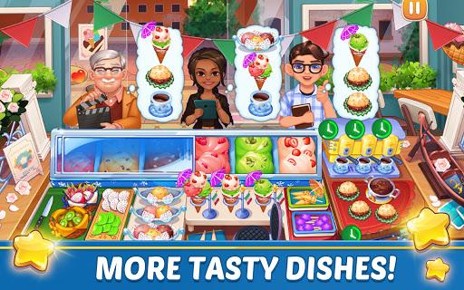 Cooking Voyage - Crazy Chef's Restaurant Dash Game  screenshots 14