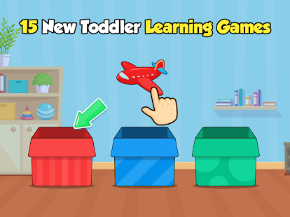 Toddler Games for 2, 3 year old kids - Ads Free 2.1 Screenshots 6